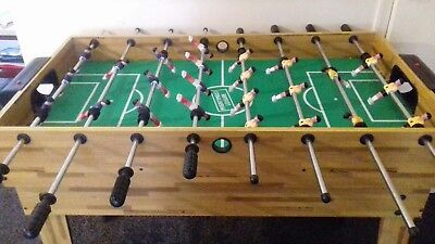 mightymast 34 in 1 games table. Ideal xmas present. Party. Pool. Hockey. Darts.