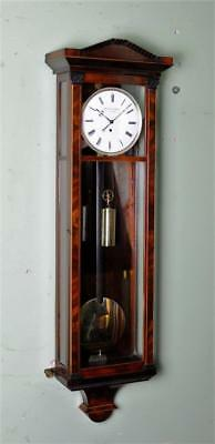 DACHLUHR BIEDERMEIER VIENNA REGULATOR WALL CLOCK - Johann Seiberl