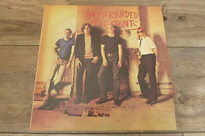 The Saints - (I'm) Stranded 1977 UK LP HARVEST 1st PUNK/KBD