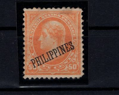 P42468/ Philippines / Us Administration – Scott # 219 Neuf * / Mint Mh 115 €