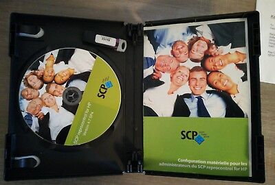 HP service d'impression: SCP reprocontrol with