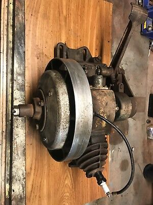 1936 Maytag Engine Single Cylinder Hit And Miss Runs Antique