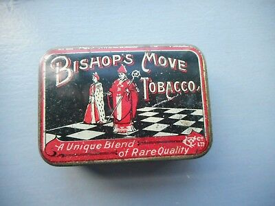 Old Tin Bishops Move Tobacco Cohen Weenan & Co  see others similar