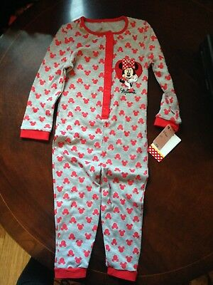 Girls Sleepsuits/ Romper Mothercare Minnie Mouse Disney