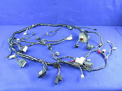 09 Honda Silver Wing Main Wire Harness Scooter FSC600 #171 Wiring Electrical