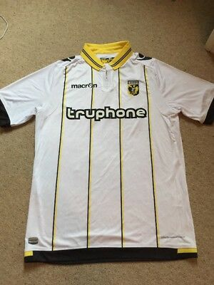 Vitesse Arnhem Football Shirt Size Large