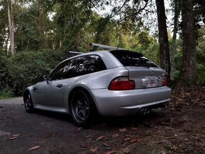 2000 BMW Z3 M couoe 2000 BMW Z3 M Coupe with BBS RF wheels