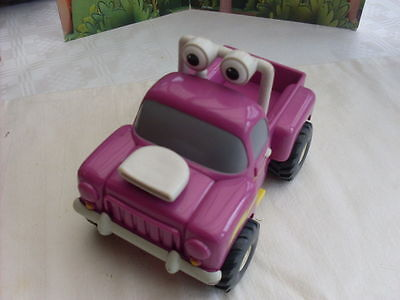 Tractor Tom Toy  Rev The Pick Up Truck