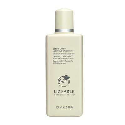 Liz Earle Eyebright Soothing Eye Lotion Cleans & Revitalises Delicate Eyes 150ml