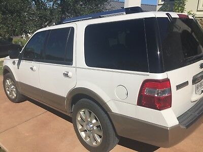 2014 Ford Expedition King Ranch 2014 Ford Expedition 4 x 4 King Ranch