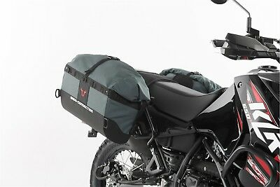 SW-Motech Motorcycle Dakar Saddle Bag Set Kawasaki KLR 650