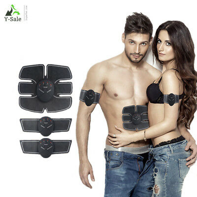 Wireless Muscle Stimulator EMS Stimulation Body Slimming Beauty Machine Abdomina