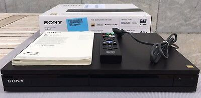 Sony UHP-H1 Blu-ray Player
