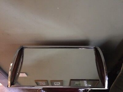 Antique Vintage Art Deco Cocktail / Drinks Tray