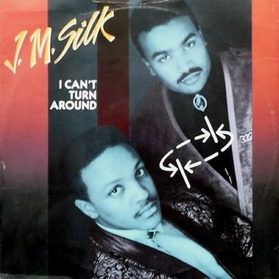 J.M. Silk - I Can't Turn Around (Vinyl)