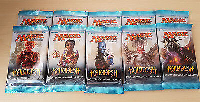 Magic the Gathering - Kaladesh - 10x Booster - dt. - OVP ungeöffnet