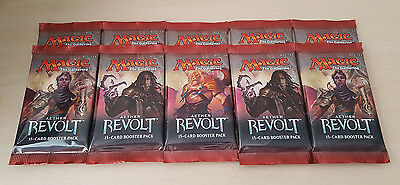 Magic the Gathering - Aether Revolt - 10x Booster - engl. - OVP ungeöffnet