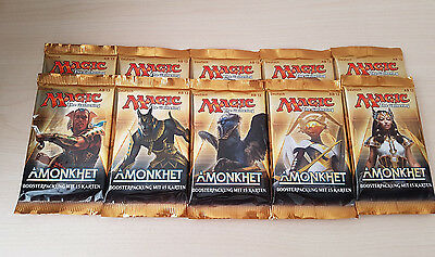 Magic the Gathering - Amonkhet - 10x Booster - dt. - OVP ungeöffnet