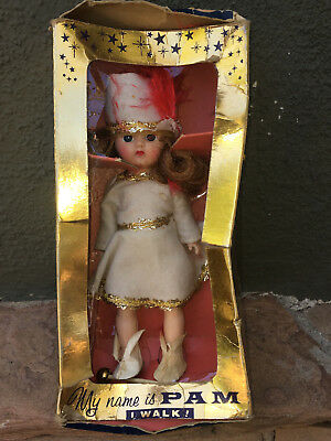 1950's Pam Majorette Doll Ginny and Muffie Clone In Box