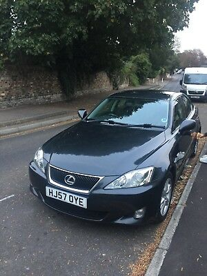 Lexus Is220d 2007, new MOT and service, HPI cleared
