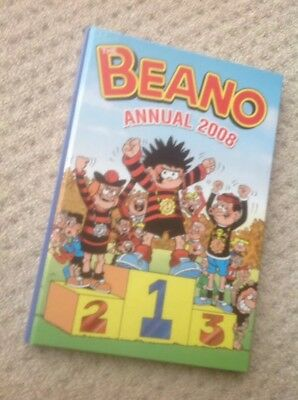Beano Annual 2008. Great Condition