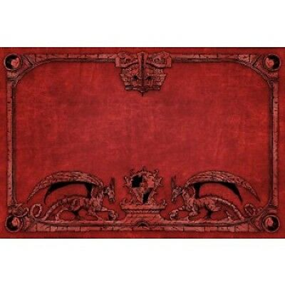 Dragon Shield - Arcane Dragons Play Mat - Red - OVP