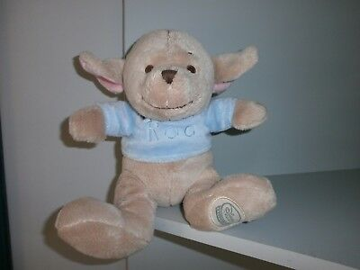 """Disney Store Winnie The Pooh   Roo  9 """"  Soft Toy"""