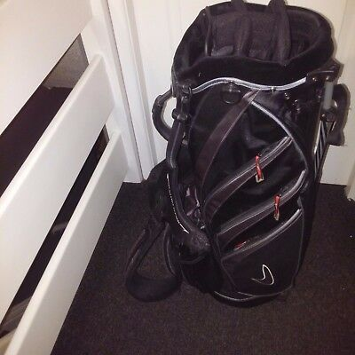 Nike Golf Stand Bag... With Dual Strap ...