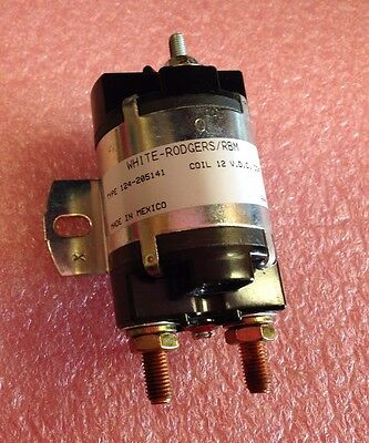 lot of 25 NEW WHITE RODGERS Solenoid 124-205141 Coil 12 v.d.c Continuous   T2 5c
