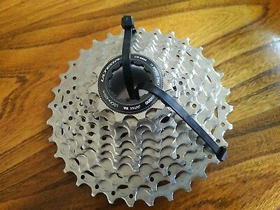 Shimano Ultegra CS-6800 11 Speed Cassette **Fewer Than 350 Miles Use**