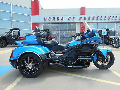 "2017 Honda Gold Wing  2017 Honda GOLDWING Trike GL 1800 California Sidecar  CSC ""HR Signature Series"""