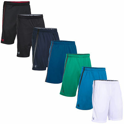 Under Armour UA Men's Tech Mesh Gym Fitness Training Shorts  New with Tags.
