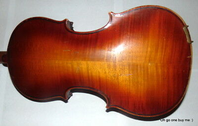 Vintage Violin  OLD Antique A CHANCE TO PICK UP A REAL BARGAIN