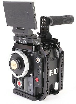 Red Scarlet X Dragon 6K Cinema Camera Bundle With Accessories. Free Shipping