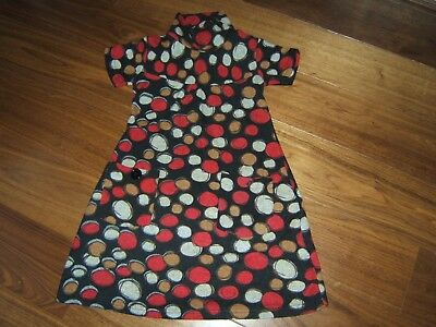 Girls Lovely Spotty Dress Age 9-10 Years