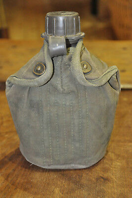 Dutch Army Water Bottle with Cover