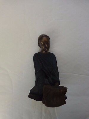 Maasai Soul Journeys - Bahiya 'beautiful One' Stacy Bayne 2001 Figurine