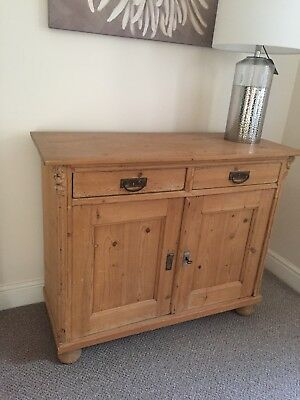 Ornate Solid Victorian Sideboard. Collection from Tunbridge Wells TN4 0SN