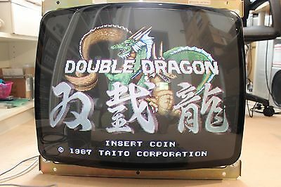 Double Dragon - JAMMA Arcade PCB - Original Technos - US-Version