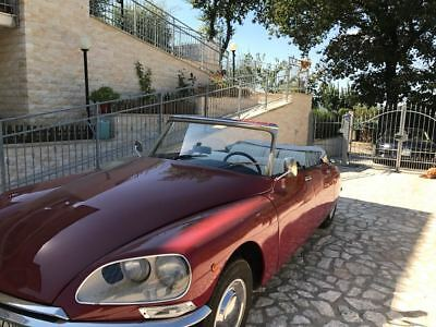 Citroen Ds20 Ds Convertible Cabriolet 5 Seats In A1 Condition 1 Yr Warranty