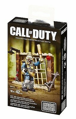 CALL OF DUTY Tactical Unit Mega Bloks - Brutus BRAND NEW UNOPENED BUILD-ABLE KIT