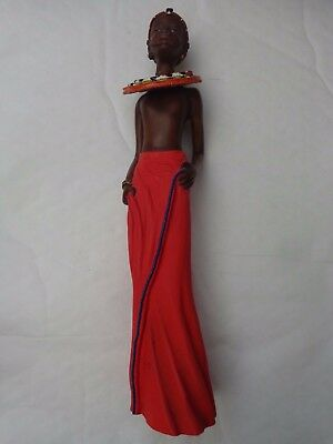 Maasai Soul Journeys - Noni 'little Treasure' Stacy Bayne 2001 Figurine
