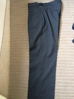 Bertie Wooster Morning Suit Trousers 32