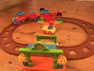 ELC Happyland Train Set -Working