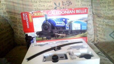 hornby train set
