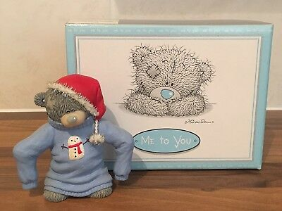 Me To You Figurines. Tatty Teddy Collectable. Christmas Gifts.