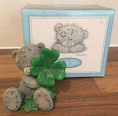 Me To You Figurines. Tatty Teddy Collectable. Lucky Bear