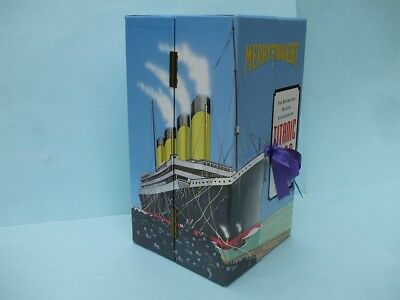 Merrythought Titanic Boxed Teddy Bear Ltd Edition New.