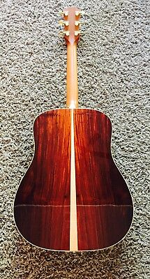 Taylor Acoustic 6 String Guitar 810 L7 Limited Edition Cocobolo Very Rare!!!