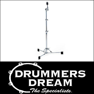 Ludwig Atlas Classic Straight Cymbal Stand - LAC25CS - Flat Base - NOW ON SALE